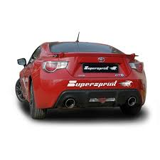 toyota gt86 performance sport exhaust for performance sport exhaust for toyota