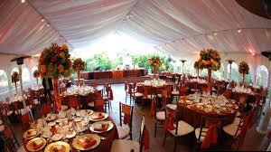 orange wedding theme ideas event decor hire