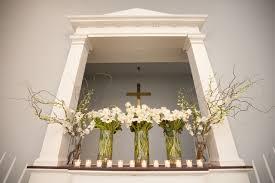 church baptistry weddings at baptist church wedding flowers by ferguson