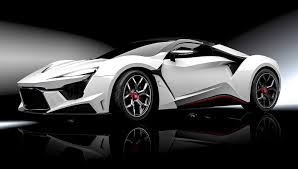 lykan hypersport interior uae u0027s w motors shows off its 3 4 million lykan hypersport and new