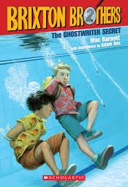 the ghostwriter secret by mac barnett scholastic