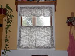 kitchen cafe curtains ideas curtain curtain how to curtains with valance for kitchen self
