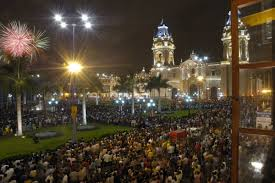 new year s in peru the unique superstitions traditions