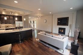 Urban Living Room Kitchen Eating Area Modern Living Room - Urban living room design