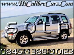 jeep cherokee silver buy used jeep suv in fareham cherokee 2 8 crd turbo diesel