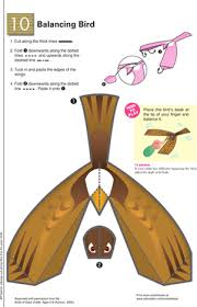 balancing bird learning about gravity worksheet education com