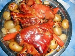 cuisine jarret de porc recette de jarret de porc a la bretonne