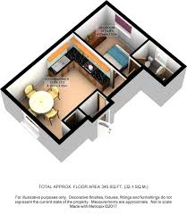 1 bedroom property for sale in hampshire reeds rains