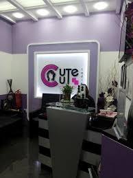 doha review haircut at cute cut in city center brocade blue