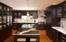 backsplash ideas for dark cabinets and light countertops granite dark cabinets backsplash ideas