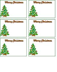 free christmas label template eliolera com