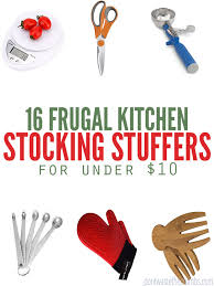 Good Stocking Stuffers Stocking Stuffer Ideas For The Kitchen 10 Or Less Foodie Gifts