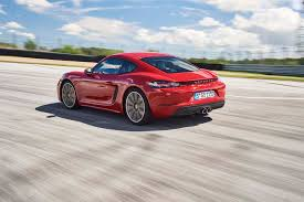 porsche cayman s 0 60 2017 porsche 718 cayman drive review performance trumps