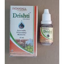 Medicine For Color Blindness Patanjali Drishti Eye Drop 15ml