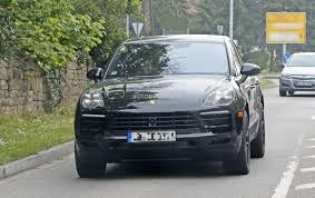 suv porsche porsche macan sized electric suv incoming autoevolution