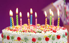 birthday cake candles animated birthday cake birthday cake with candles lot of birthday