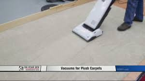 Best Vacuum For Laminate Floors And Carpet Consumer Reports Vacuums For Plush Carpets Youtube