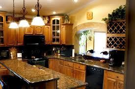 kitchen countertop ideas for oak cabinets oak cabinets ideas on foter