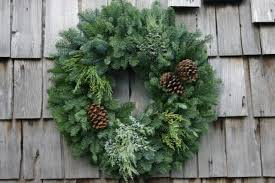 fresh wreaths beautiful fresh wreaths garlands and other greenery for sale in