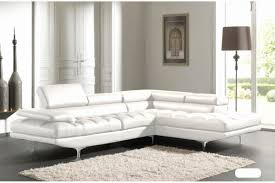 canap d angle en cuir blanc canapé angle convertible cuir und tableau blanc magnetique effacable