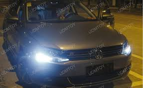 volkswagen jetta led drl daytime running lights replacement bulbs