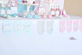baby shower reveal ideas gender reveal baby shower ideas ba shower gender reveal party