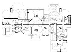 chateau floor plans chateau de la ravinere 6037 5 bedrooms and 4 baths the house