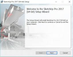 google sketchup pro 2017 with free download x86 x64