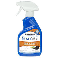 rust oleum neverwet 11 oz boot and shoe water repelling treatment