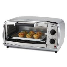 Old Fashioned Toasters Oster 4 Slice Toaster Oven Stainless Steel At Oster Com