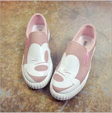 aliexpress help 2018 autumn new korean female low to help single shoes round canvas