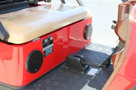 golf cart audio systems mtx audio serious about sound