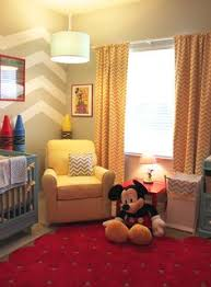 colorful disney and toy story inspired bedroom u0026 play room