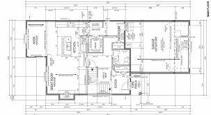 working drawing floor plan design perimeter nine