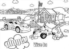 main characters roary racing car coloring pages main