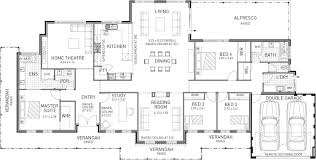 home theater floor plan hamptons style homes floor plans home plan