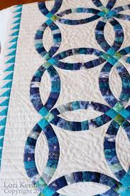 wedding ring quilt best 25 wedding ring quilt ideas on wedding