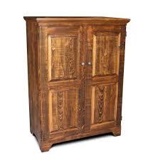 Armoire Computer by Rustic Shaker Computer Armoire
