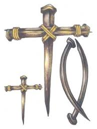 nail cross designs elaxsir