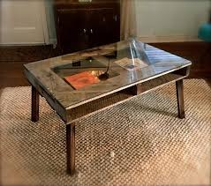 Table Glass Top Pallet Coffee Table With Glass Top Pallet Furniture Diy U2013 Les