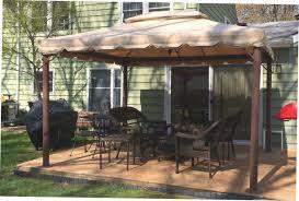 Replacement Canopy For 10x12 Gazebo by Bjs Gazebo Gazebo Ideas