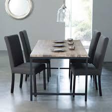 dining room furniture long island industriële eetkamertafel van massieve spar en metaal room