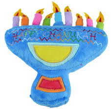 menorahs for kids gifts for kids plush hanukkah menorah