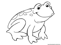 frog tongue coloring kids drawing coloring pages marisa