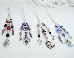 Personalized Rear View Mirror Charms Angel Car Charm
