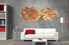 live edge wood wall decor beautiful large wood slabs