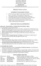 Employment History Resume Warehouse Resume Samples Archives Damn Good Resume Guide