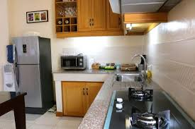 kitchen for those who opt for self catering for a small additional