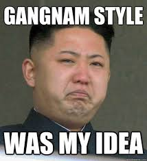 Gangnam Style Meme - purges spark doubts on kim jong un s power world news thailand
