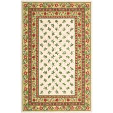 Overstock Area Rug Nourison Overstock Country Heritage Ivory 8 Ft X 11 Ft Area Rug